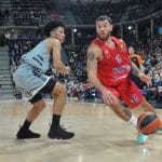 Euroleague: Mike James va re-signer pour deux ans au CSKA Moscou
