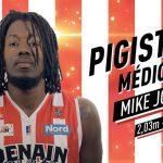 Pro B: Mike Joseph en pigiste médical à Denain