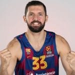Euroleague: Nikola Mirotic (FC Barcelone), un surprenant leader aux interceptions