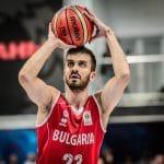 Pro B: Stanimir Marinov ne portera plus le maillot de Quimper
