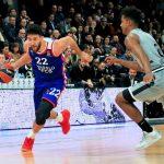 Récap Euroleague : l'Efes Istanbul ramène l'Asvel sur terre