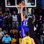 Euroleague: Adrien Moerman a rejoué 5 minutes avec Anadolu Efes