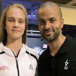 Record: Juste Jocyte a fait ses débuts avec l'ASVEL en Ligue Féminine à 14 ans et 19 jours