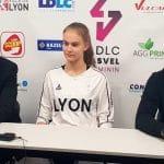 Nouveau record: Juste Jocyte est la plus jeune joueuse d'Euroleague de tous les temps