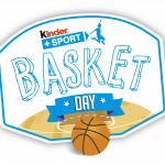 Lancement du Kinder+ Sport Basket Day