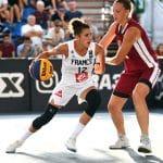 """Laetitia Guapo (n°1 mondiale en 3×3): """"Dans l'équipe, on est des amies"""""""