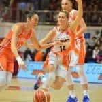 LFB: Sarah Michel (Bourges) est plus que jamais la reine des interceptions