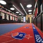 Le CSKA Moscou se vante d'avoir les plus beaux vestiaires d'Euroleague, en voici la visite