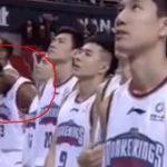Chine: Guershon Yabusele écope d'une amende pour ne pas avoir regardé le drapeau chinois pendant l'hymne