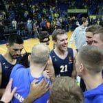 """Vidéo: Le panier au buzzer d'Andrew Albicy (Saint-Petersbourg) face au Fenerbahçe – """"Vous vous sentez comme le meilleur joueur du monde"""""""