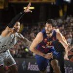 Récap Euroleague : le Barça trop fort pour l'Asvel