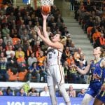 Euroleague féminine: Bourges a gagné sa place en quarts-de-finale