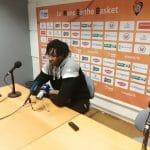 "Alpha Kaba signe à Nanterre: ""j'ai faim de basket !"""