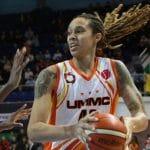 Vidéo: Le dunk de Brittney Griner (Ekaterinbourg) contre le Spartak Moscou