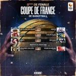 Top 8 Coupe de France: Boulogne-Levallois dernier qualifié