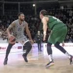 """Sarunas Jasikevicius (Zalgiris Kaunas): """"Un des matches les plus physiques que j'ai eu au cours des 4-5 dernières années."""""""