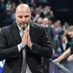 Italie: La Virtus Bologne se sépare de son coach Sasa Djordjevic  !