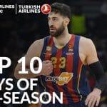 Vidéo: Le top 10 des actions de la mi-saison