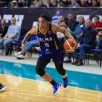 Euroleague féminine: Gabby Williams propulse Montpellier vers un succès prestigieux à Koursk