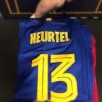 Espagne: Thomas Heurtel dans le roster du Barça ce soir face à Séville