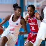 Eurocup féminine: La France représentée par Basket Landes et Charleville en 8e de finale