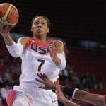 La superstar Maya Moore a interrompu sa carrière de basketteuse pour militer pour la libération d'un prisonnier