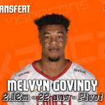 N1: Kaysersberg recrute Melvyn Govindy, 2,12m, 22 ans