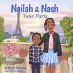 L'ancien joueur du Paris-Levallois Jawad Williams a écrit un livre pour enfants ayant pour cadre Paris