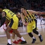 Turquie: Nando De Colo (Fenerbahçe) absent durant 3 ou 4 semaines