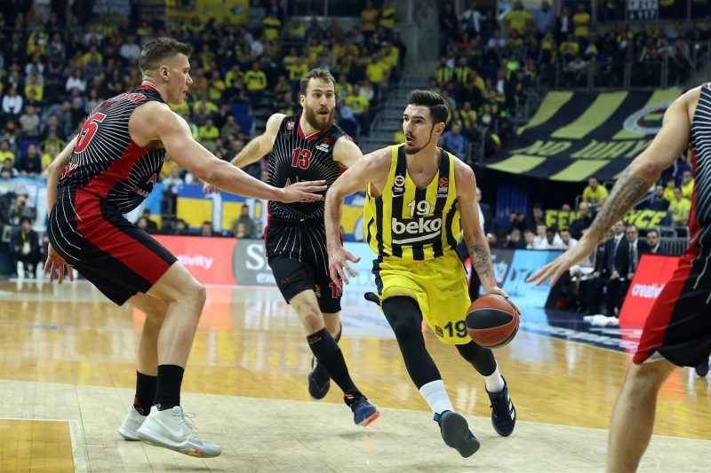 Eurohoops classe Nando De Colo 6e joueur d'Euroleague | Basket Europe