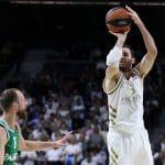 Espagne: Rudy Fernandez prolongé au Real Madrid jusqu'en juin 2022