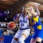 Euroleague féminine: Encore et toujours Stephanie Mavunga (Lattes-Montpellier)