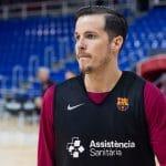 Barcelone: Thomas Heurtel a repris l'entraînement