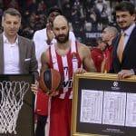 Euroleague: Vassilis Spanoulis est devenu le meilleur marqueur de tous les temps