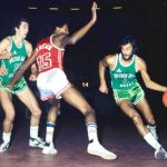 Rétro – Quand Alain Gilles, Antoine Rigaudeau et Richard Dacoury formaient le trio de joueurs français du XXe siècle