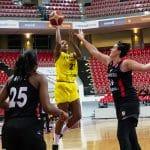 La Franco-Américaine Alyssa Lawrence cherche à jouer en France