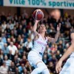 Eurocup féminine: Basket Landes et Charleville en quarts-de-finale