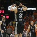 Vidéo: Le buzzer beater à 9 mètres d'Axel Bouteille (Bilbao) face à Valence