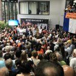 La vidéo: Un demi-millier de Berruyers pour accueillir l'équipe de France féminine à la Mairie