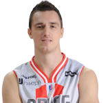 Le Serbe Danilo Andjusic signe pour une saison supplémentaire à la JL Bourg
