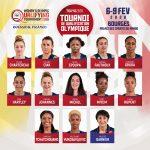 TQO: Valérie Garnier a choisi les 12 Bleues. Alix Duchet et Magali Mendy ne sont pas retenues