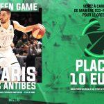Pro B: Un Green Game à Paris avec la Ministre des Sports