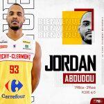 Pro B: Après Nancy, Jordan Aboudou trouve un contrat à Vichy-Clermont