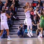 LFB: Lidija Turcinovic quitte l'ASVEL pour Basket Landes