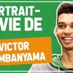 Vidéo: A la découverte de Victor Wembanyama (Nanterre), 2,18m, 16 ans