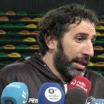"""Espagne: Alex Mumbru (Bilbao): """"Je regarde plus de matchs de basket que de séries, ça m'aidera à grandir en tant qu'entraîneur """""""