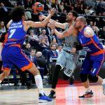 Récap Euroleague : un bon bol d'air pour l'Asvel