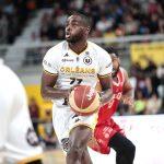 Après trois saisons à Orléans, l'ailier Giovan Oniangue rejoint Pau