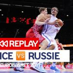 Replay by TCL : Revoir France-Russie, 1/2 finale EuroBasket 2011
