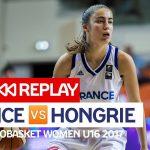 Replay by TCL : Revoir France-Hongrie, finale EuroBasket U16 féminin 2017